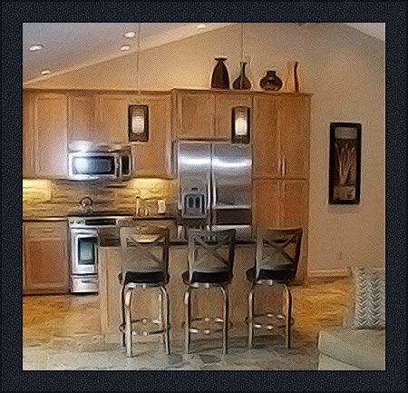 Wynn Interiors - Aurora Colorado Kitchen Remodel