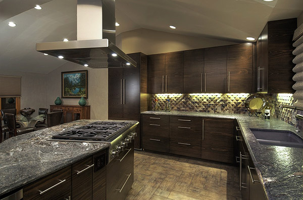 Wynn Interiors - Aurora Kitchen Remodel - Storage and Well-lit Counters