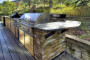 Wynn Interiors - Outdoor Kitchen Remodel